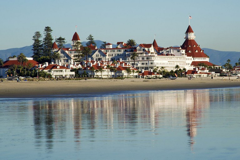 Coronado Central Beach © Dirk Hansen/Wikipedia