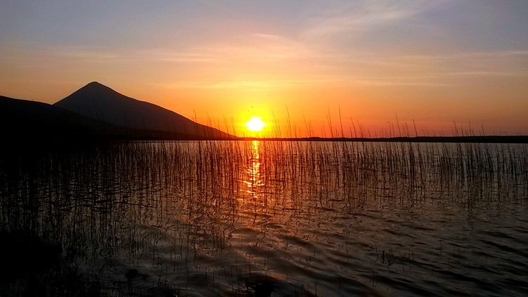 Achill sunset | © sunsetsontuesdays/Flickr