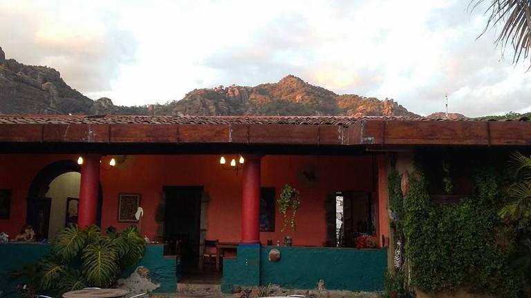 La Luna Mextli Galeria, Tepoztlán