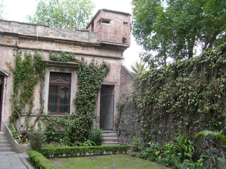 Case Museo de Leon Trotsky | © Carlos Manuel Citalán Marroquín/Flickr