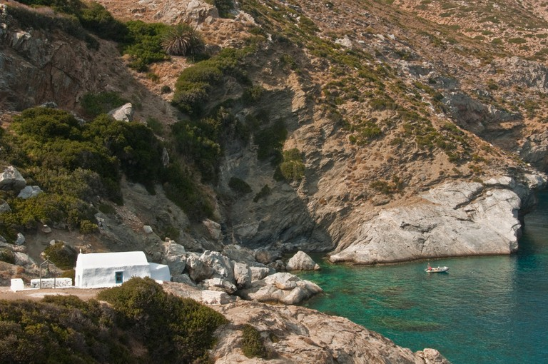 Agia Anna | © Graeme Churchard/Flickr