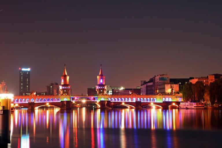 Oberbaumbrücke   © Grolli77/Flickr