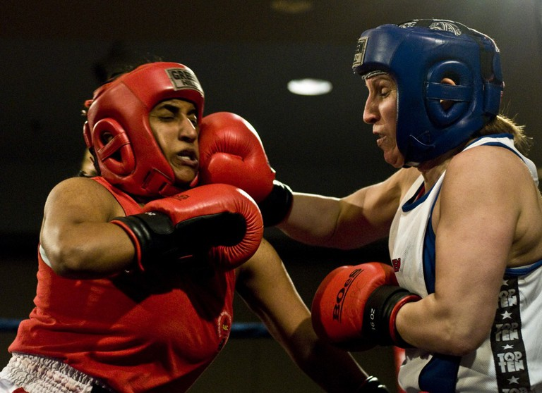 Female Boxers | © Sandy Chase/Flickr