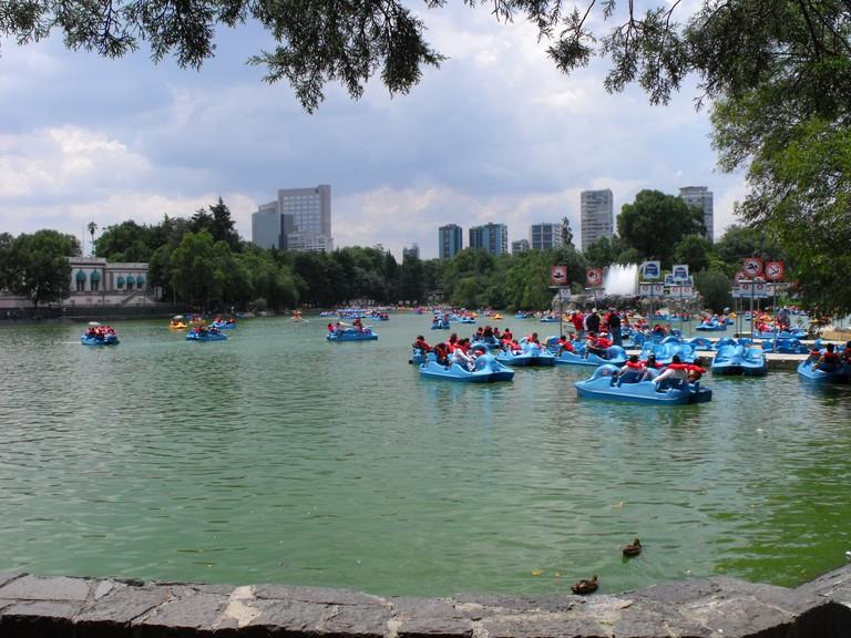 Lago de Chapultepec | © J.P. C./Flickr