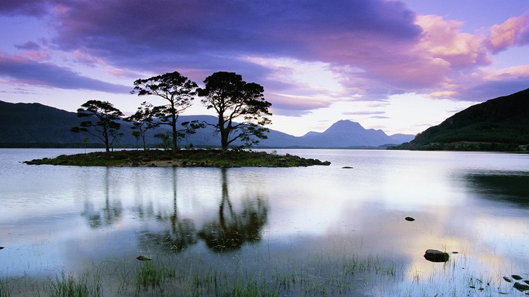 Loch Maree | © Samuel David/Flickr