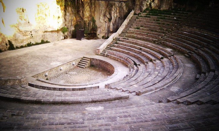 The Grec theatre | © Sento