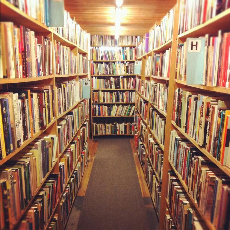 Myopic Books, courtesy of Flickr: