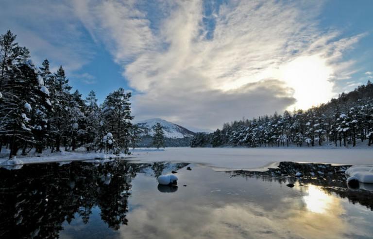 Loch an Eilein | © Steve Harris/Geograph