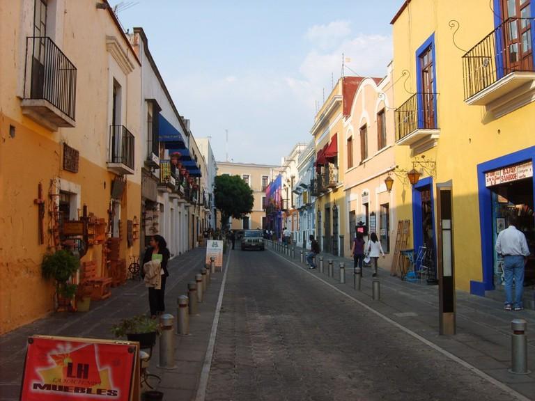 Callejón de los Sapos   © Gusvel/WikiCommons