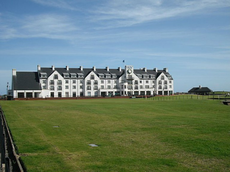 Carnoustie Golf House | © WikiCommonsCarnoustie Golf House | © WikiCommons