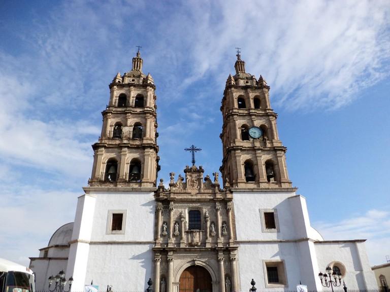 Catedral Basílica Menor de Durango | © MohamedPulido/WikiCommons