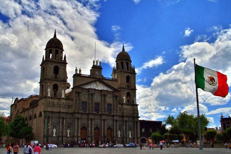 Catedral de Toluca | © Juan Porter/WikiCommons