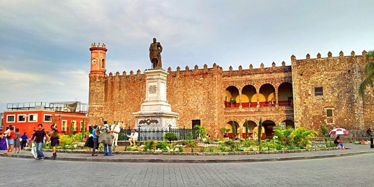 Palacio de Cortés, Morelos   © Miki-Plebs/WikiCommons