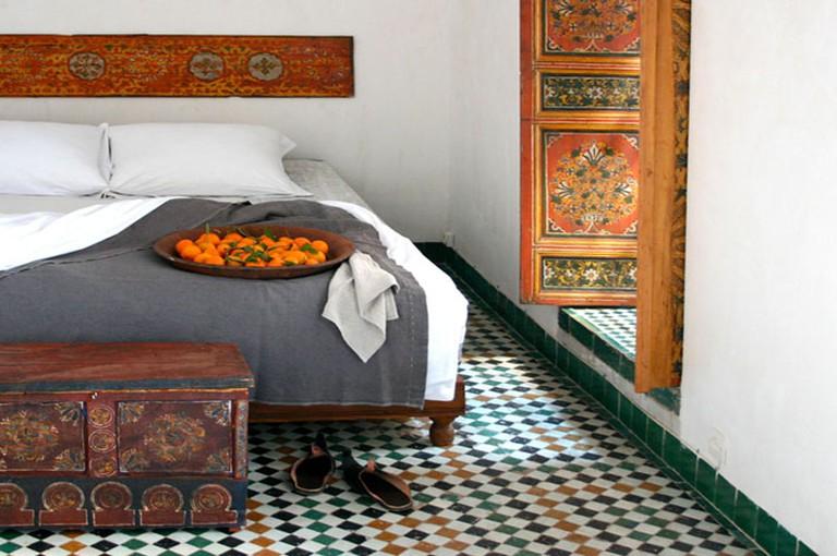 Bedroom at Dar Seffarine