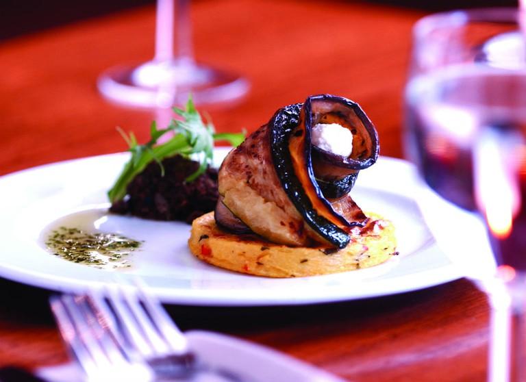 David Bann Restaurant,Edinburgh