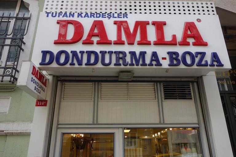 Damla Dondurma-Boza | © Feride Yalav