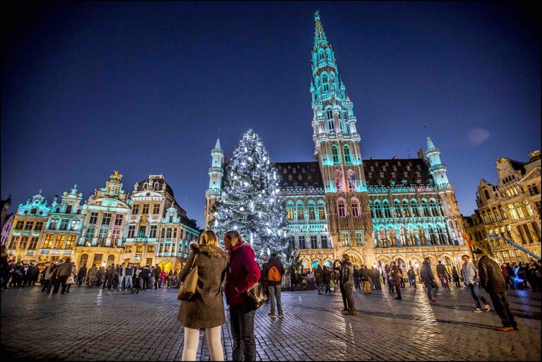 Grand-Place   © Eric Danhier/visitbrussels.be