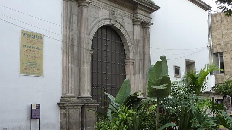 Templo y Ex Convento De San Agustín, Guadalajara   © lucianf/Flickr