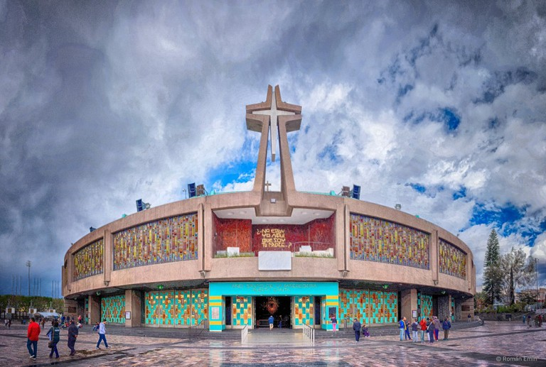 Basílica de Guadalupe, Villa de Guadalupe | © Román Emin/Flickr