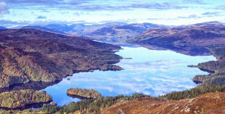 Loch Katrine | © john mcsporran/Flickr