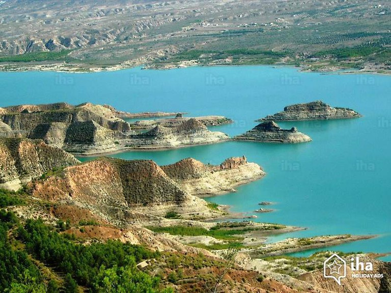 Lake Negratin Granada | ©iha