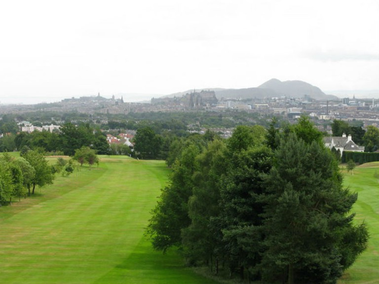 Murrayfield Golf Club | © G Laird/Geograph