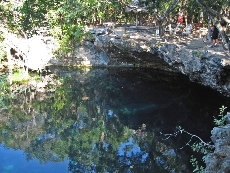 Cenote Ponderosa | © Curtis & Renee/Flickr