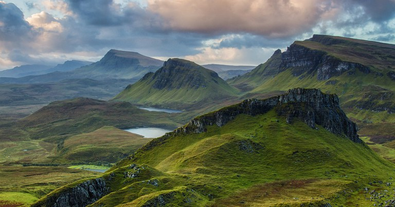 The Quiraing, Skye | © john mcsporran/Flickr