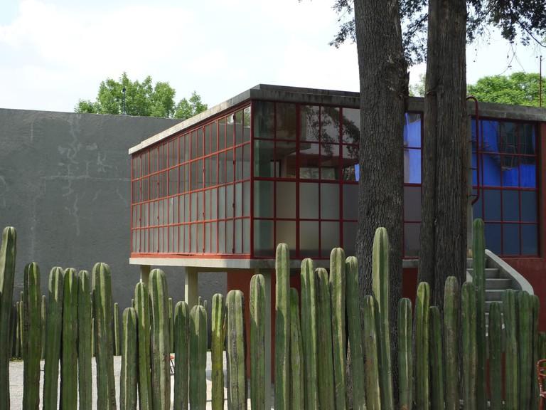Diego Rivera's Museum, San Ángel | © Mark Hogan/Flickr