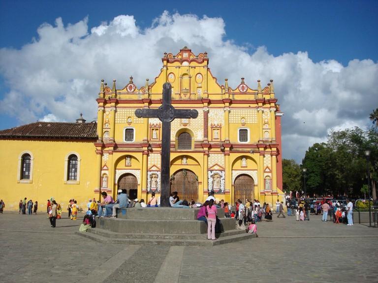 Catedral de San Cristóbal de las Casas   © Joaquin Bravo Contreras/Flickr