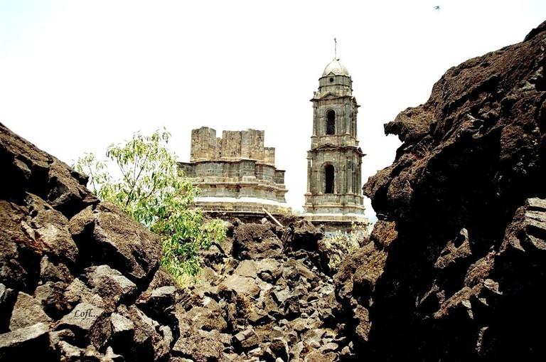 Paricutín, Michoacán | © Luis López Franco/WikiCommons