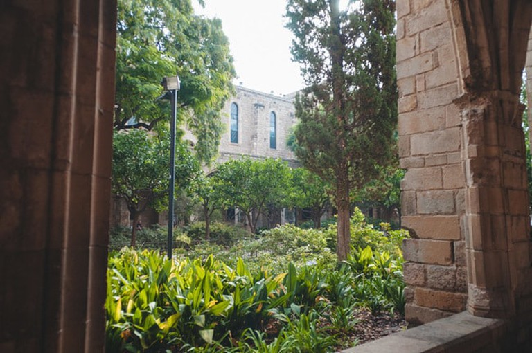 Historic courtyard of El Jardin | Michael & Tara Castillo / © Culture Trip