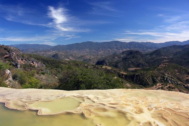 Sierra Madre del Sur © Ales Liska / Shutterstock