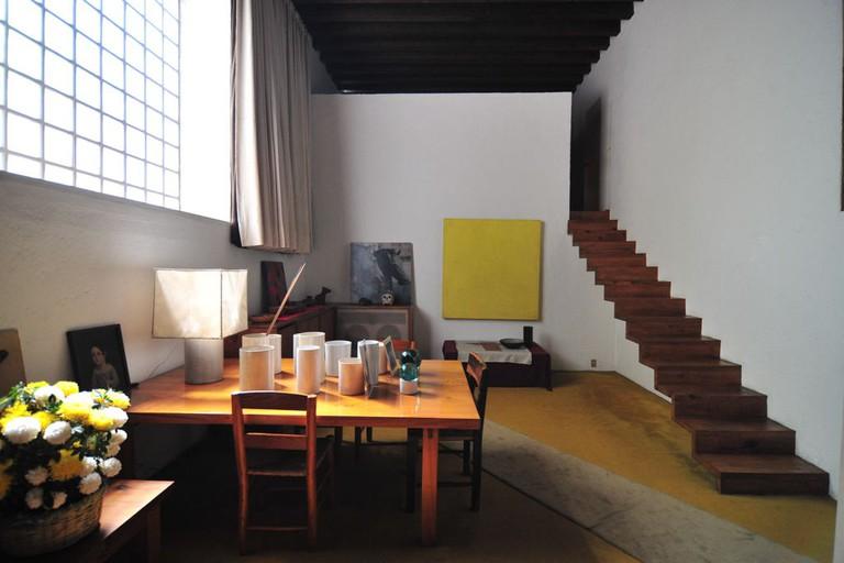 Casa Luis Barragán, Tacubaya | © 準建築人手札網站 Forgemind ArchiMedia/Flickr