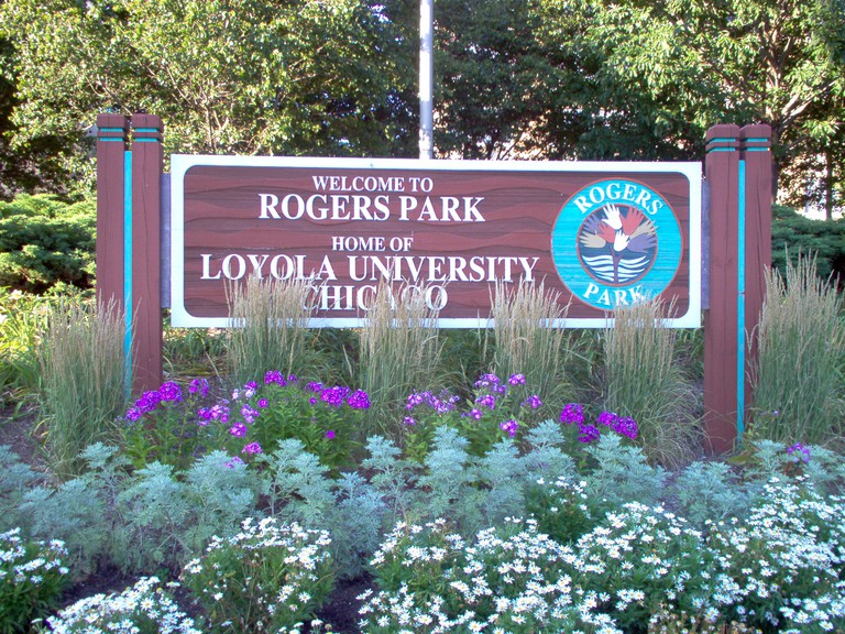 Rogers Park, home to LUC, Bar 63 and Oasis