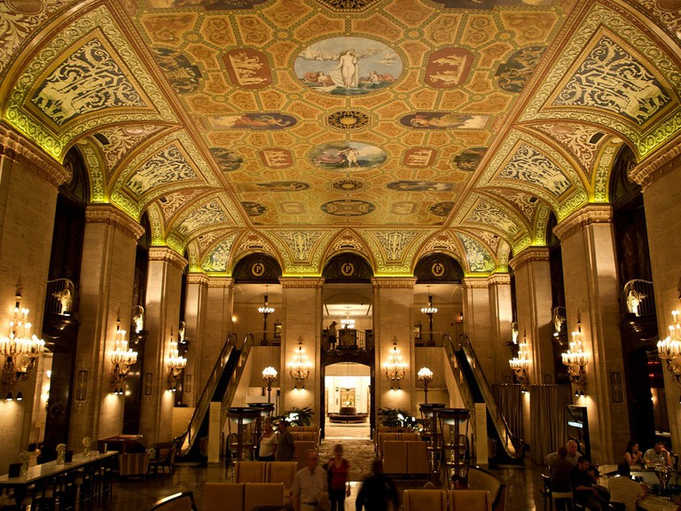 The Palmer House, courtesy of Flickr