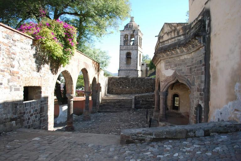 El Convento de San Francisco, Tlaxcala   © Jose Montealegre/WikiCommons