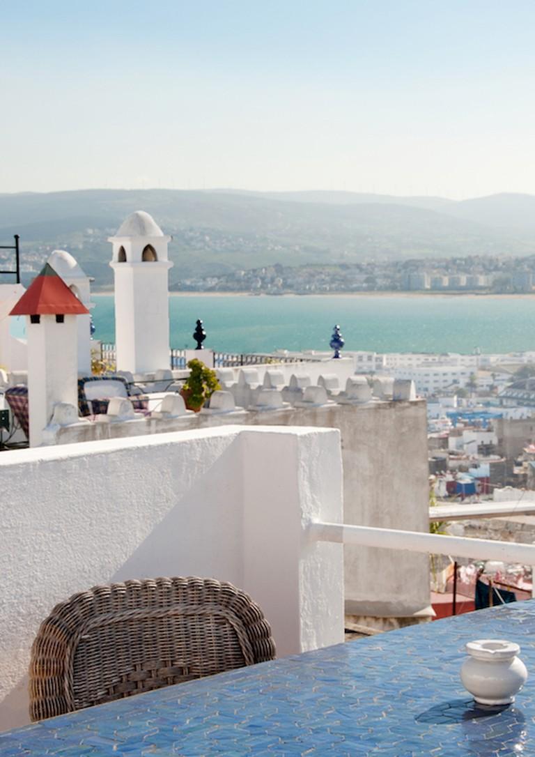 Terrace views at Dar Nour | © Dar Nour
