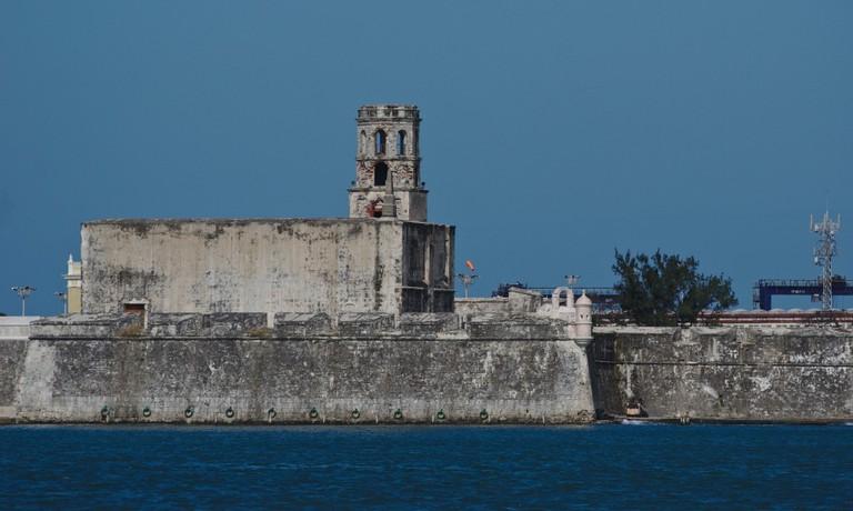 San Juan de Ulúa, Veracruz   © Jens/Flickr