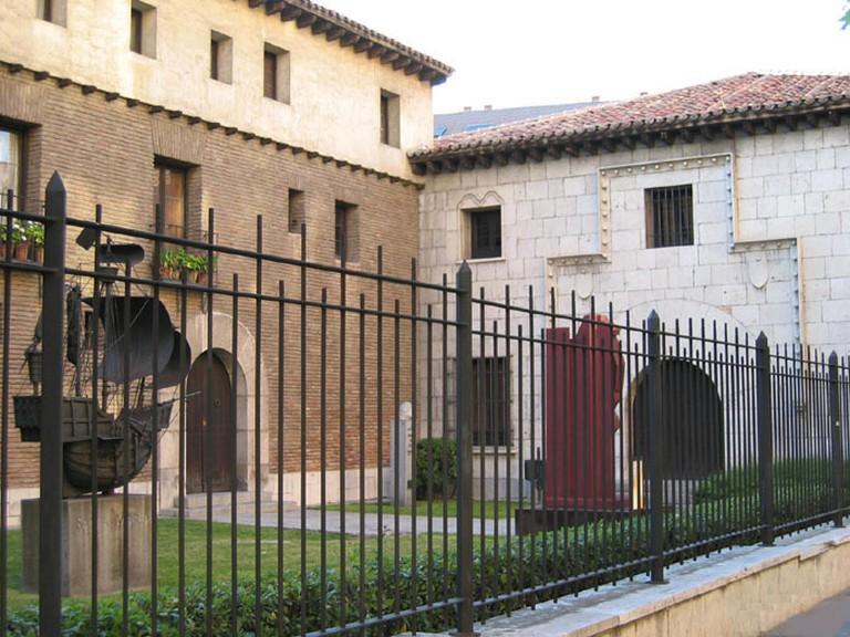 Casa Museo de Colon, Valladolid | ©By Miguel Angel Guadilla/ Wikimedia Commons