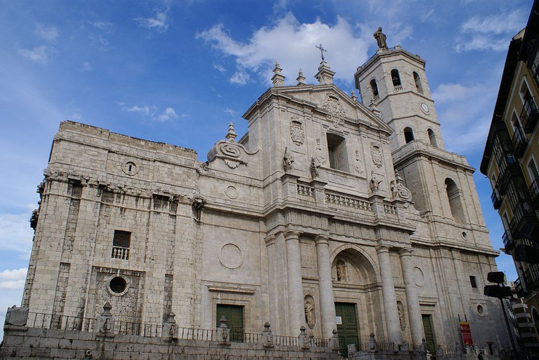 Valladolid Cathedral | ©Rastrojo/Wikimedia Commons