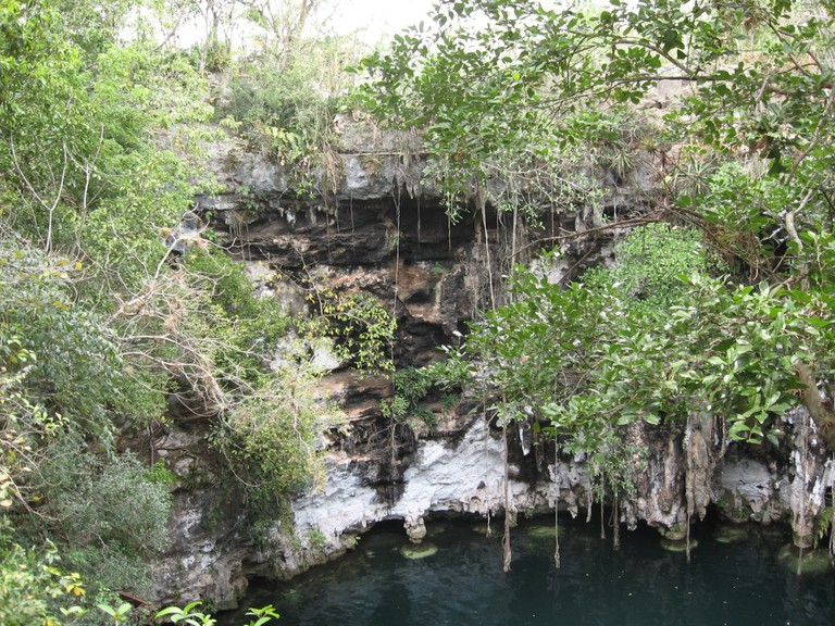 Cenote Yokdzonot | © Ryan/Flickr