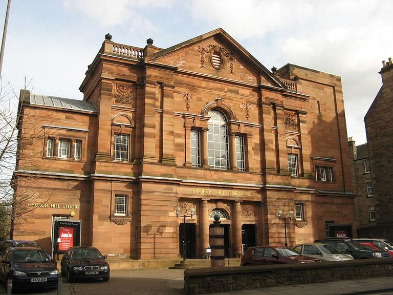 Church Hill Theatre