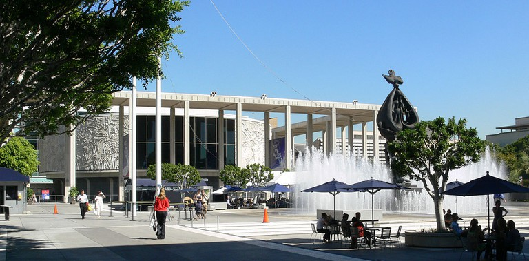 Mark Taper Forum © Andreas Praefcke/Wikipedia