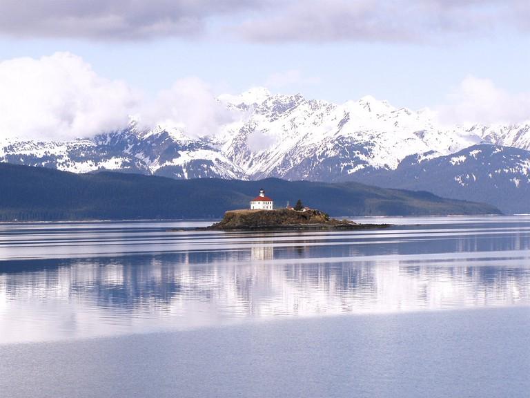 Eldred Rock Lighthouse | © Joseph/Flickr