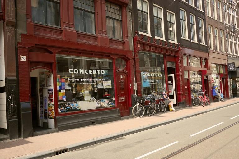 Concerto on Utrechtestraat