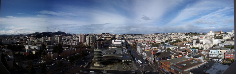 Japantown, San Francisco © David Sanabria/Flickr