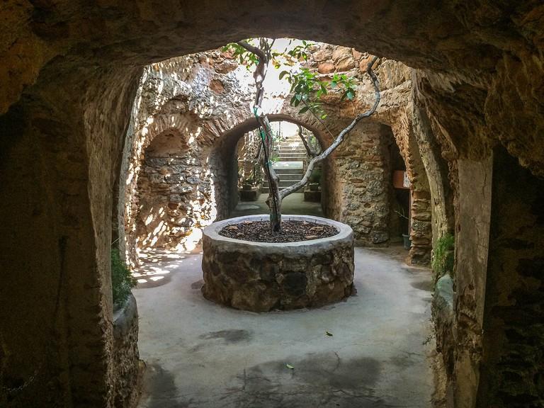 Forestiere Underground Gardens © Scott Harrison/Flickr