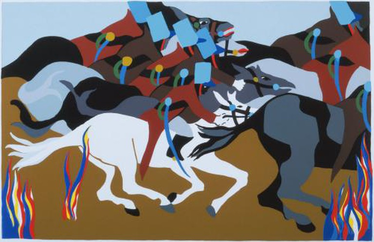 Toussaint at Ennery (1989) | Courtesy of Phillips Collection