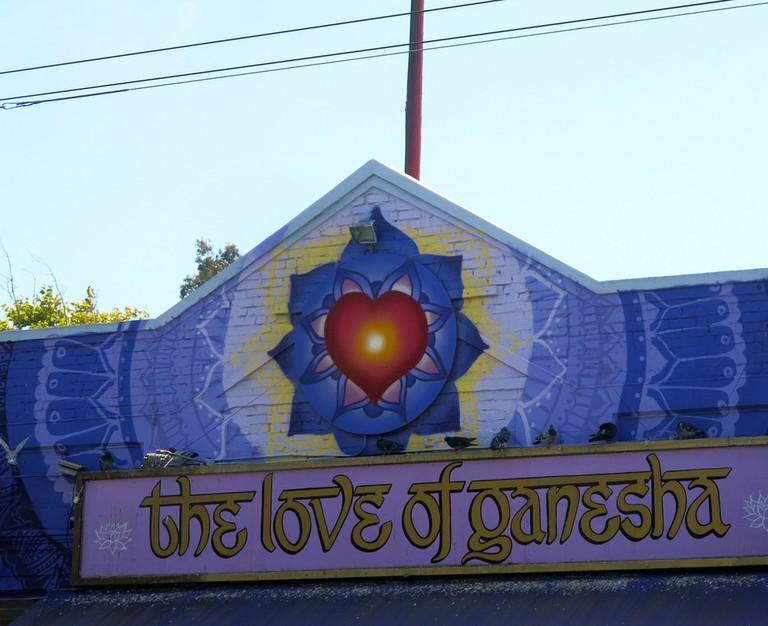 The Love of Ganesha's new location